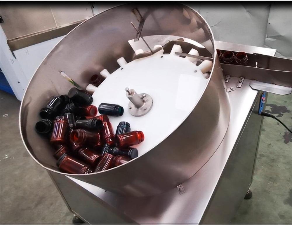 NP-SL60 หัวคู่นับยาเครื่องบรรจุขวดบรรจุแคปซูล